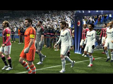 PES Association Football Energy Hack on Facebook 2013