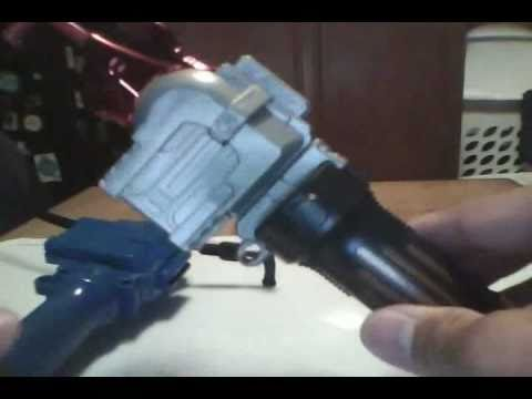 Beyblade Metal Fight Unboxing: Launcher and Grip(Hasbro)