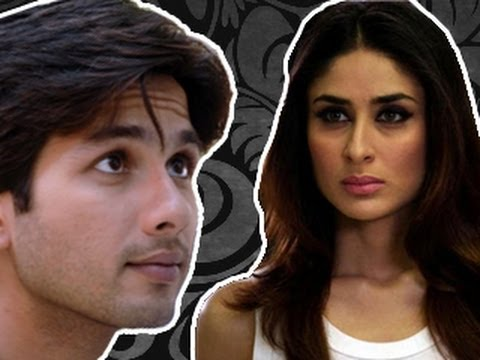 Shahid Kapoor Taunts Kareena Kapoor's BIG FIGHT