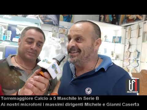Torre Calcio a 5 in Serie B. Vigilia della preparazione con i massimi dirigenti
