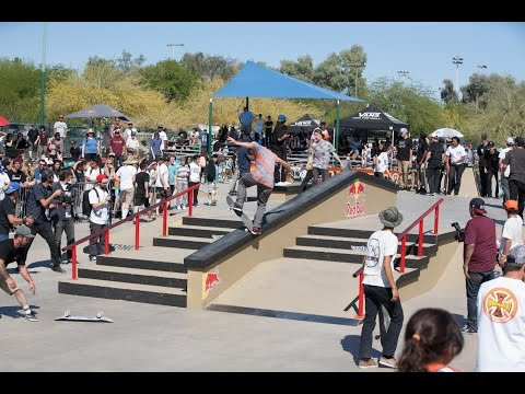 PHXAM 2016 Red Bull Best Trick