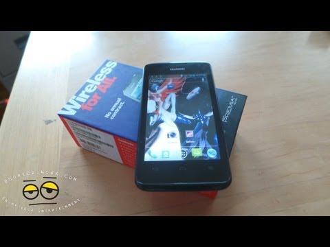 Metro PCS Huawei Premia 4G Review