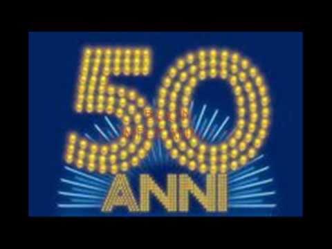 Addobbi festa compleanno 50 anni
