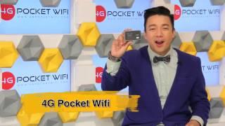 4G Pocket WiFi