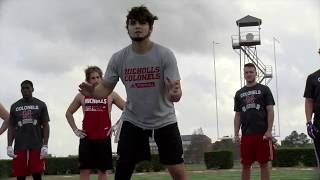 Nicholls Football Spring Preview