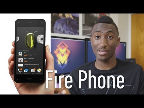 Amazon Fire Phone: Explained!