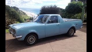 1971 Kingswood Ute