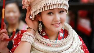 Nkauj Hmoob Zoo Nkauj 2017 - Beautiful Hmong Girls 2017