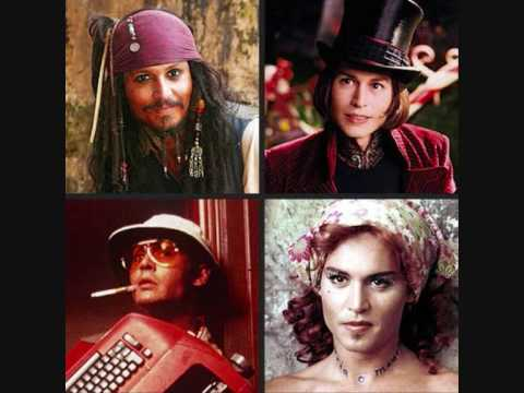 HAPPY 46th BIRTHDAY JOHNNY DEPP! - THE FLASHBACK VIDEO