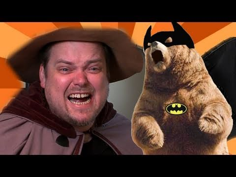 Horrorized By A Bear (Comedy Thunder)