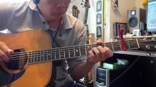 Arthur's Theme(Acoustic Guitar Instrumental)