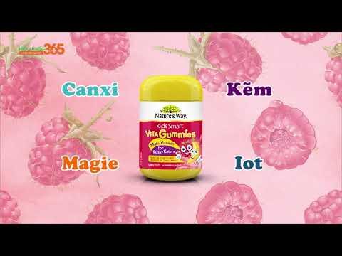 Kids Smart Vita Gummies Multivitamin For Fussy Eaters