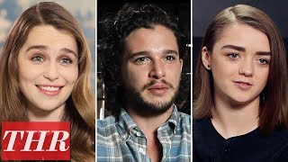 'Game of Thrones' Cast Through the Years: Kit Harington, Sophie Turner, Maisie Williams & More | THR