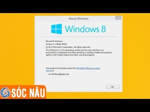 Cách kiểm tra phiên bản Windows đang sử dụng | thủ thuật máy tính