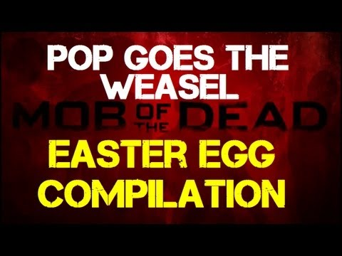 Mob of the Dead: Easter Egg / 