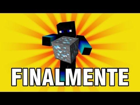 Minecraft: Jarvas e os Aventureiros Multiplayer #7 Finalmente a Sorte Bate a Porta