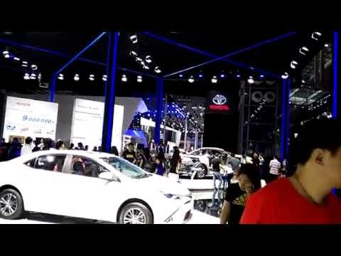 Exclusive News and Coverage of 20th Shenzhen Hongkong Macau International Auto Show 2016