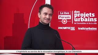 FPU LIVE - L'ingénierie au service de la rénovation énergétique, le cas Citémétrie