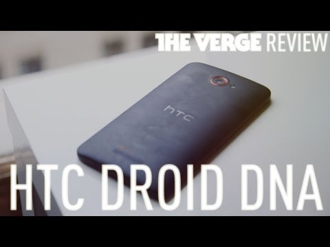 Video: HTC Droid DNA hands-on review