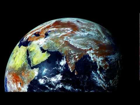 Planet Earth's Northern Hemisphere
