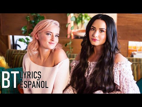 Clean Bandit - Solo feat. Demi Lovato (Lyrics + Español) Video Official