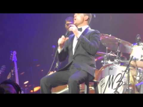 Michael Buble - Crazy Love Toronto 2014