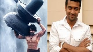 Surya Booked for Bahubali-2nd Part