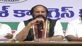 TPCC Chief Uttam Kumar Reddy - Press Meet after Telangana Election Results  - netivaarthalu.com