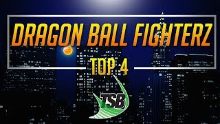 Top 4 TSB v.10 01/27/2018  Dragon Ball FighterZ Sonicfox, Nikomaki, Grover, & Necroundine