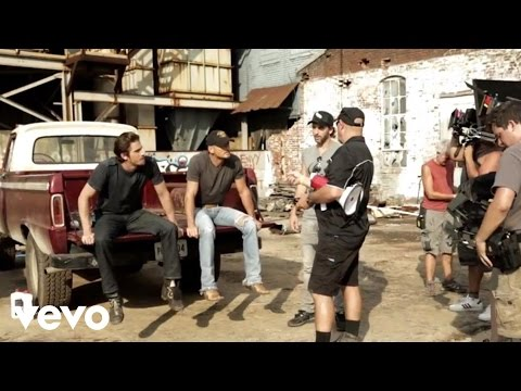 Tim Mcgraw - Truck Yeah (behind The Scenes) video
