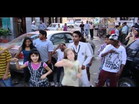 INDIA'S FIRST KIDS FLASH MOB DANCE - WORLD TB DAY