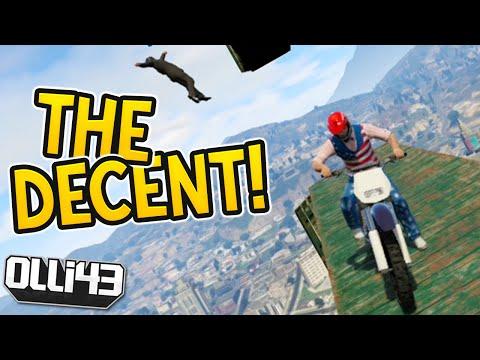 THE BIG DECENT! Olli43 vs Geo23 - Episode 15 (GTA 5 Funny Moments)