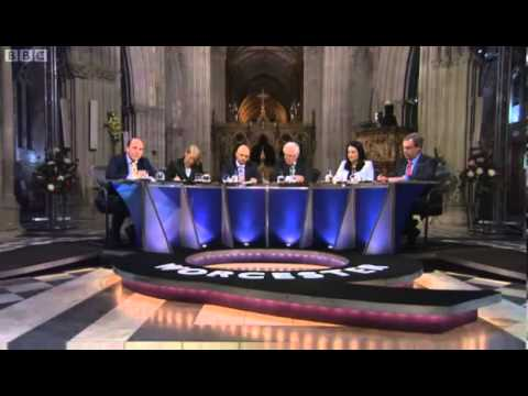 BBC Question Time in Worcester, Featuring UKIP Nigel Farage - April 2013, Part 4 of 4