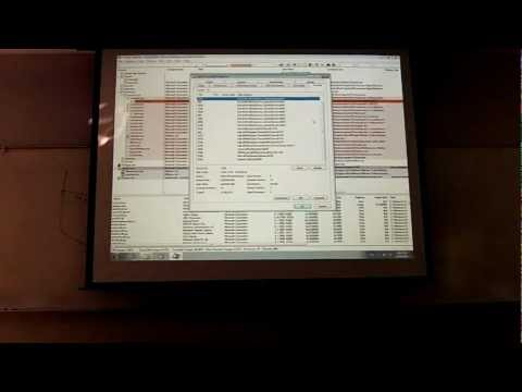 2012 ResNet Symposium PDS -- Advanced Malware -- Part 1