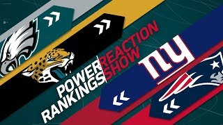 End of Season Power Rankings! Who Were the Highest Risers & Biggest Fallers?   NFL Network