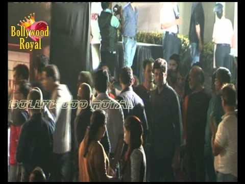 Amitabh,dhanush,akshara,aishwarya & Others At Music Launch For Film 'shamitabh'  1 video