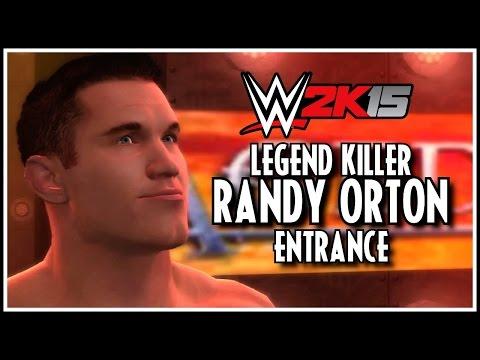 Wwe 2k15 Randy Orton Retro Wwe 2k15 Legend Killer Randy