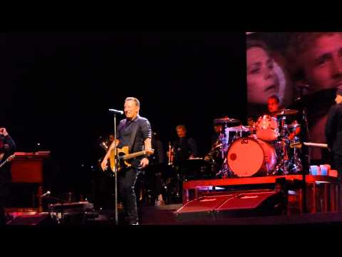 Bruce Springsteen: Light of Day/Born in the U.S.A. 14.05.2013 Copenhagen