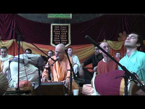 Kadamba Kanana Swami @ Kirtan Event Antwerp 18.05.2013