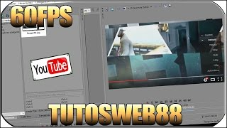 Tutorial Sony Vegas Renderizar a 60FPS correctamente para Youtube