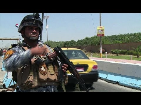 Baghdad security tight as Kerry meets Supreme Council's Hakim