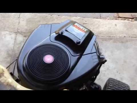 Briggs and Stratton 20 Hp v twin for sale $400 fort worth tx