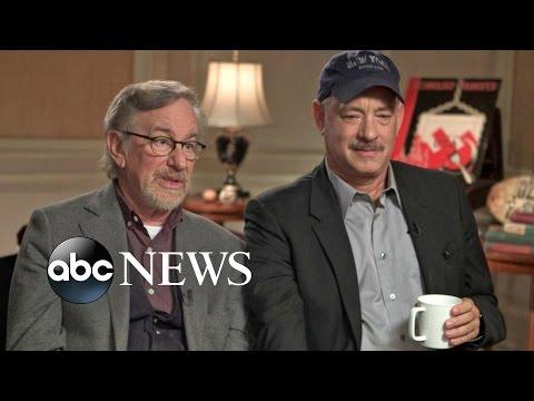 Tom Hanks And Steven Spielberg Discuss 'Bridge Of Spies'