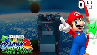 Super Mario Galaxy 2 The New Green Stars #04 [FR]