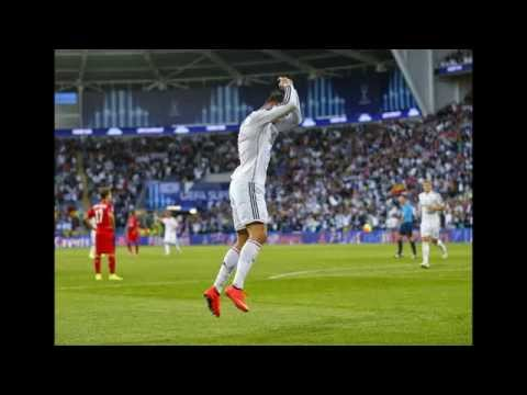 Real Madrid vs Sevilla All Goals & Highlights UEFA Supercupa 2014