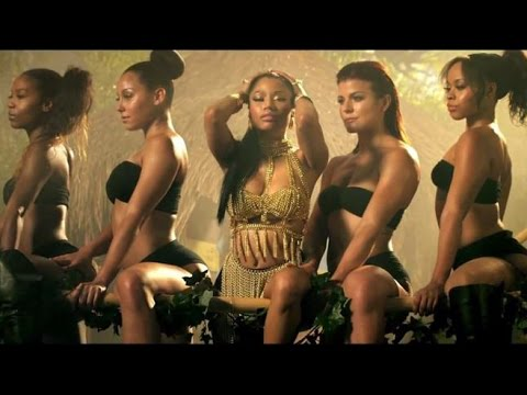 Nicki Minaj's 'Anaconda' Video: An Ode to Feminism?