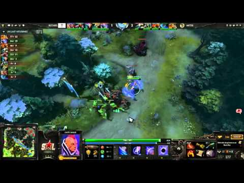 The International 3 East Quali  Group B  RStars vs MiTHTrust game 1