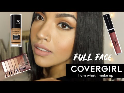 Ultimate  FACE COVERGIRL  MariaaGloriaa