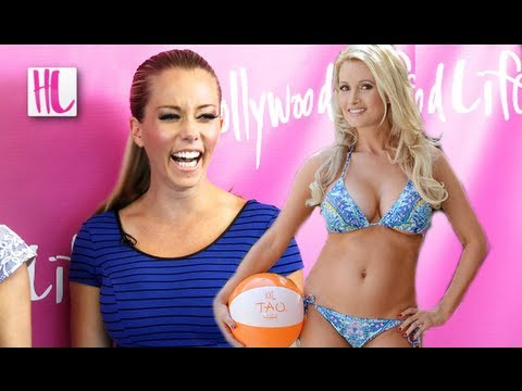 Kendra Wilkinson Has No Idea Holly Madison Got Married
