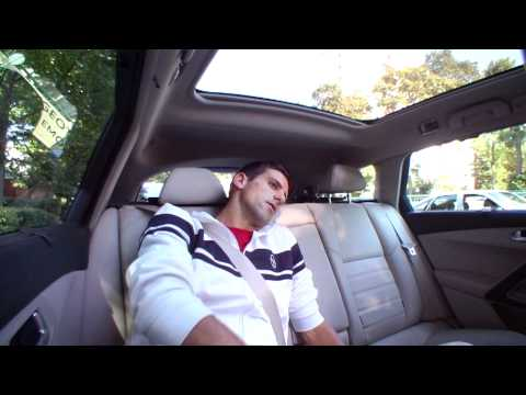 Novak DJOKOVIC tells a joke ! (2011) - Road to Roland-Garros